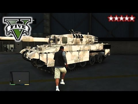GTA 5 TANK WARS!!! – GTA 5 CUSTOM CARs! – Hanging With the Crew Grand Theft Auto 5