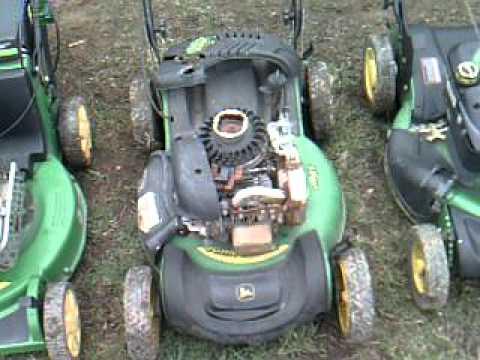All My John Deere Push Mower Parts Mowers Lawn Mower Parts