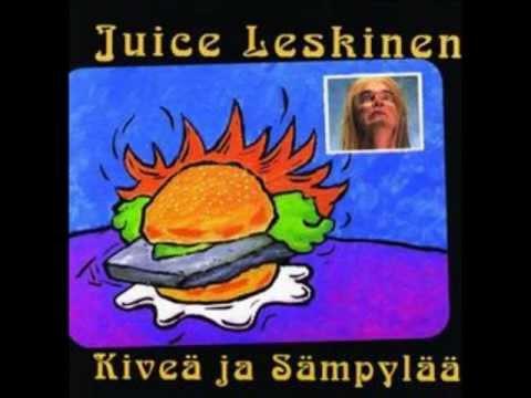 Juice Leskinen - Suomi On Liian Pieni Kansa