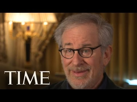 Steven Spielberg Talks to TIME About 'Lincoln'