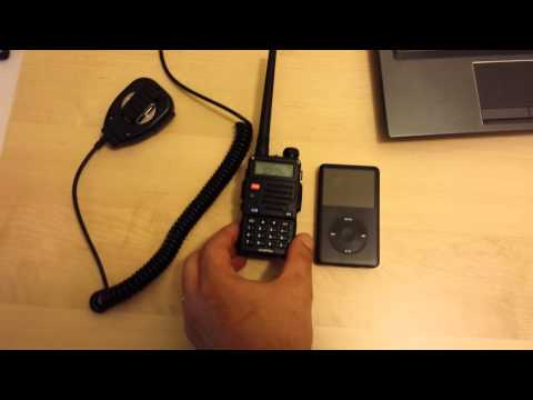 Baofeng UV-5R Plus Modification and Review