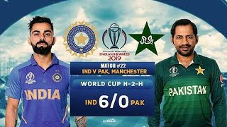 India Vs Pakistan Warmup Match World Cup 2019 CWC2019