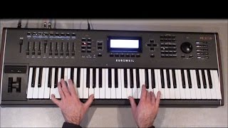 Fantastic Piano for Kurzweil PC3K! K-Sounds Epic Grand