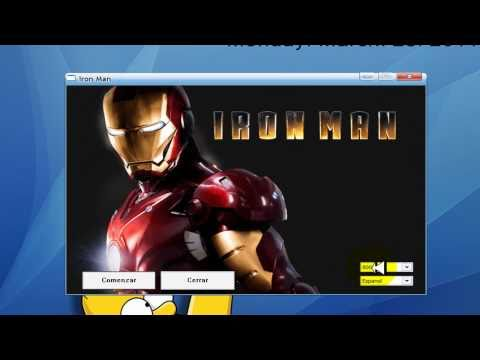 Descargar Iron man the game en español. 1 link para pc. (link actualizado 2013)