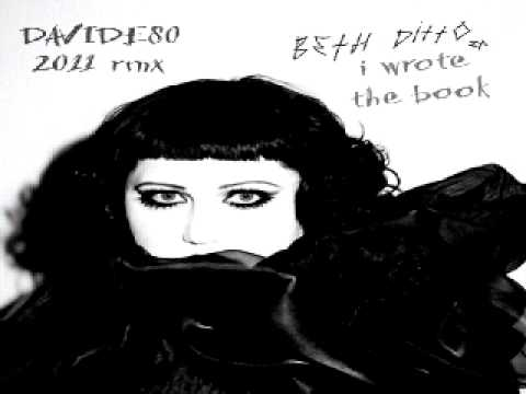 Beth Ditto - I wrote the book (Davide80 2011 rmx)