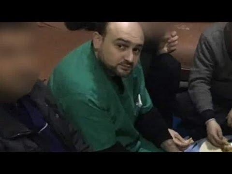 Aleppo doctor killed in airstrike 'served 200,000...