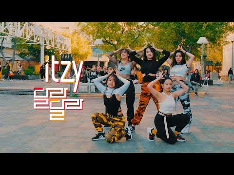 Download K-POP IN PUBLIC CHALLENGE Dalla Dalla by ITZY Dance Cover    AUSTRALIA Mp4 baru