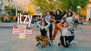 [K-POP IN PUBLIC CHALLENGE] Dalla Dalla by ITZY Dance Cover || AUSTRALIA