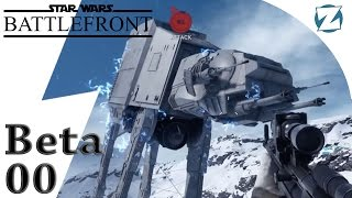 Star Wars Battlefront Gameplay Introduction (Let's Play Beta)