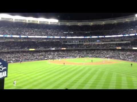 Raul Ibanez's Game Tying HR in 9th of ALDS Game 3 (From the