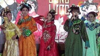 Lô tô show: Tâm Thảo kêu lô tô solo, Khói Lam Chiều mắc thằng bố nói chuyện 1 mình
