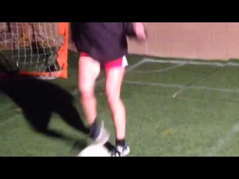 Soccer Academy Training by Coach Cameron