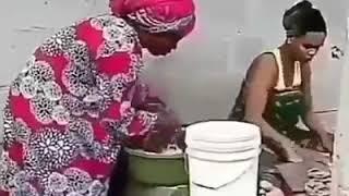 Quá trình làm bánh kinh hoàng 😂
