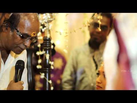 Malaysian Indian wedding ceremony of Prebakaran & Thacheyayini
