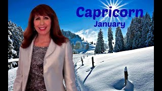 Capricorn January Astrology YOU WIN SOMETHING BIG, Happy Birthday!