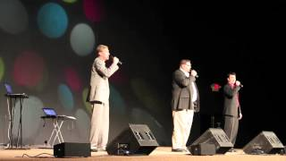 Vocal Event Living by Faith Jay Parrack Tenor Southern Gospel Trio