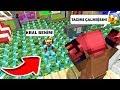 ZENGİN FAKİRİN EVİNİ ZOMBİ ORDUSU İLE BASTI! 😱 - Minecraft