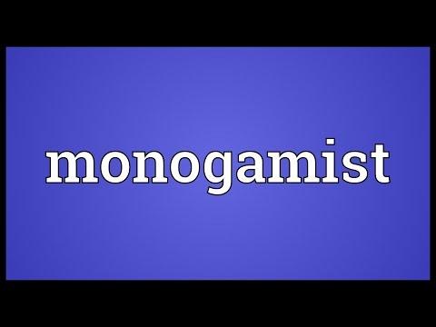 Header of monogamist