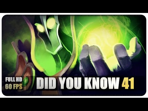 DOTA 2 - Did You Know? - Episode 41
