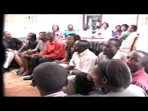 Christ Ambassadors Choir - Kwetu Pazuri video
