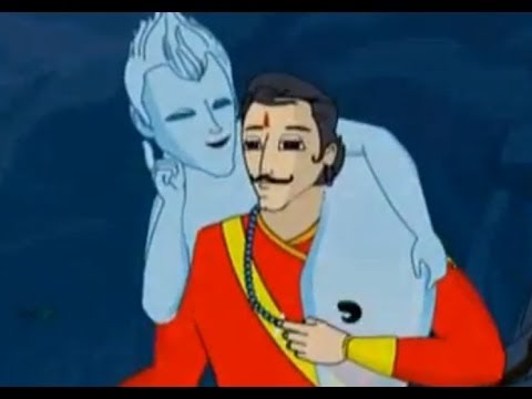 Moral Stories For Kids (in Hindi) - Vikram And Betal's - The Four Princes video