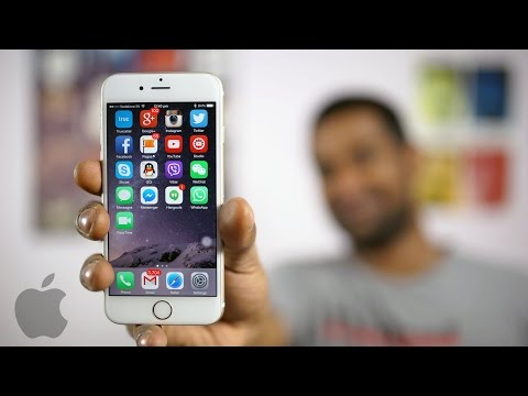 iPhone 6 Review! (....an Android Fan's POV)