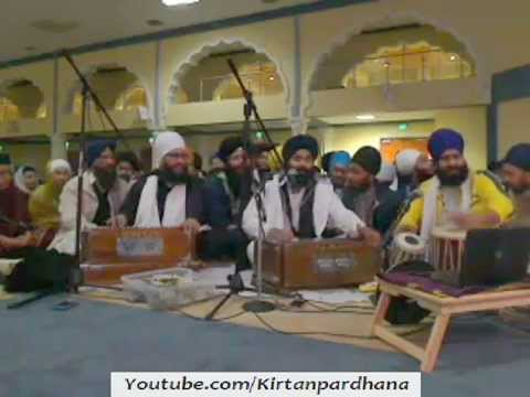 Bay Area,California, Rainsabai Feb 2013 - Bhai Parminder Singh Ji (Jalandher)