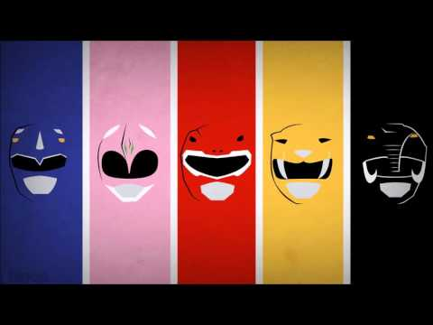 Misc Television - Power Rangers Theme