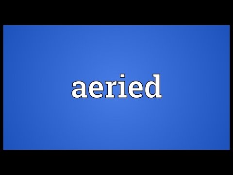 Header of aeried