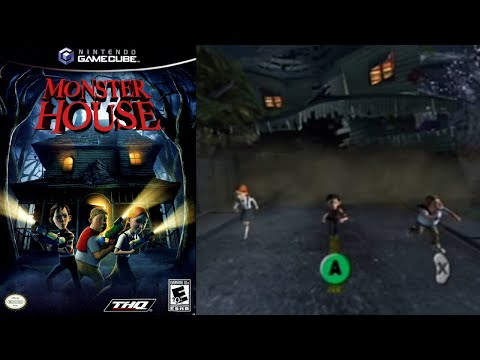 Monster House [34] GameCube Longplay