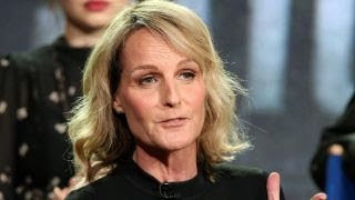 Helen Hunt on new movie and possible