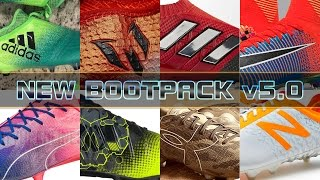 PES 2013 | New Bootpack v5.0 | Season 2017/2018