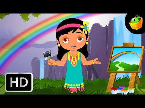 Vanavil - Chellame Chellam - Cartoon animated Tamil Rhymes For Chutties video