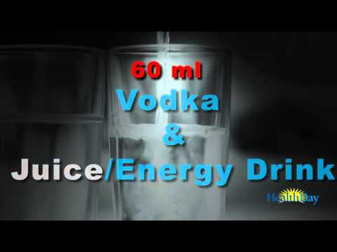 Mixing Energy Drinks and Alcohol Video- healthcollect.net.au