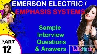 Emerson Drives & Motors - China Manufacturing Facility
