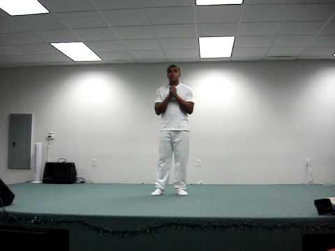 Joell Jackson Choreography Church