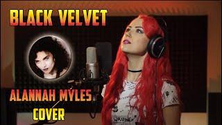 Julia Ivanova - Black Velvet (Alannah Myles cover)