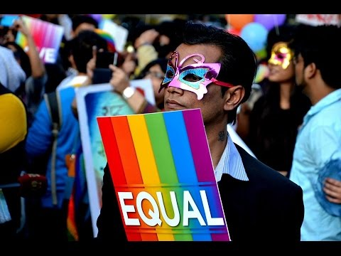 Delhi Queer Pride 2014 video