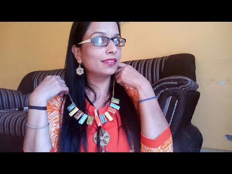 Durga puja Jewellery Shopping Haul at 99 Rs only