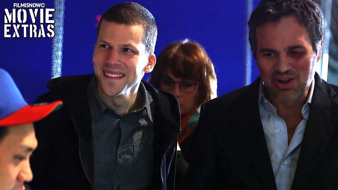 Now You See Me 2 'Fun on Set' Featurette (2016)