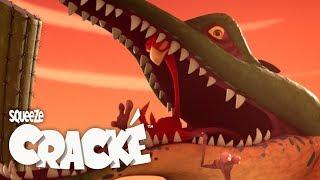 CRACKÉ - EGG À LA CROC _Cartoon for kids | Funny Kids TV's