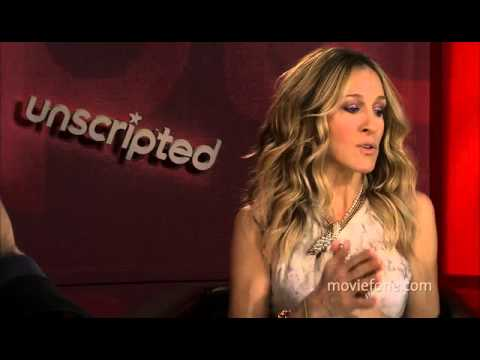 Unscripted with Sarah Jessica Parker and Chris Noth