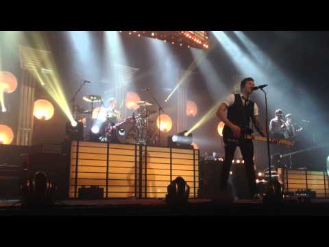 Memory Lane - McFly - Brighton (or Bristol..?) - 16.5.13 (HD)