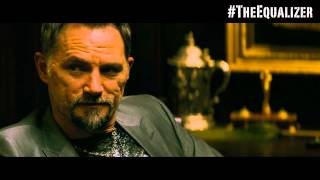 The Equalizer (2014) Office Showdown Clip [HD]