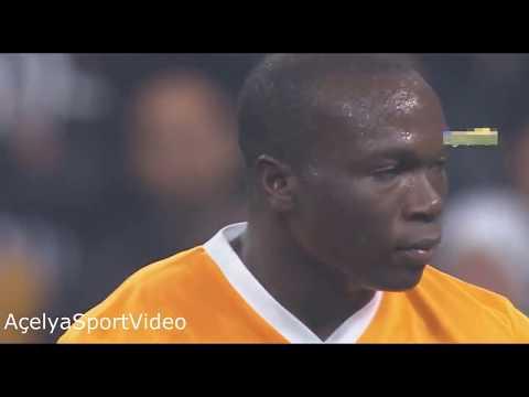 Vincent Aboubakar Beşiktaş'a Karşı ● Topla Buluştuğu Anlar ● Performansı