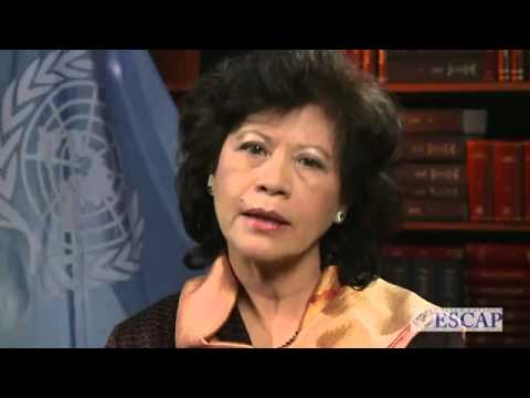 WorldLeadersTV: ASIA PACIFIC ECONOMIC & SOCIAL SURVEY: UN ESCAP's Dr. NOELEEN HEYZER