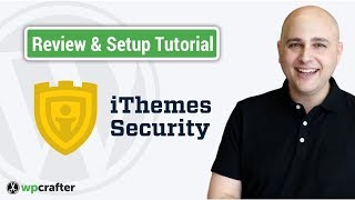 How To Secure Your WordPress Websites With iThemes Security - Review & Setup Tutorial