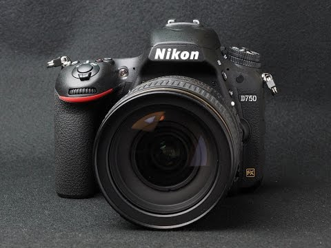 Nikon D750 FX Camera - Behind The Scenes Look At The D750 In Action - Unchained