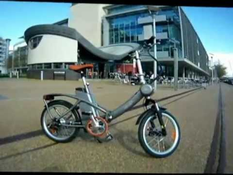 Velosolex Folding Electric Bike Review