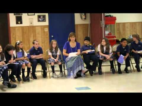 Author Susan Wigden's book club at Blessed Sacrament School 5-2011 - 01/14/2012